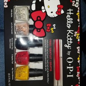 HELLO KITTY MINI SET OF 4